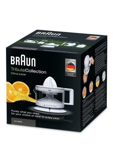 CJ 3000 Tribute Collection Citrus Narenciye Sıkacağı-Braun